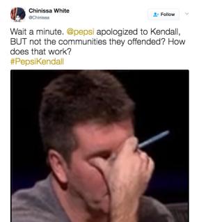 Kendall Jenner Pepsi Ad Memes