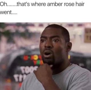 Amber Rose Challenge Memes