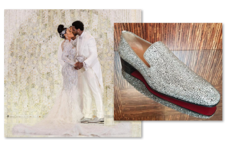 Gucci Mane Wedding Shoes